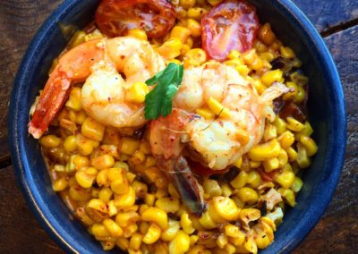 Calabrian Shrimp